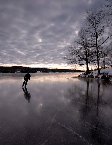 Perfect Ice by Peter Bowers, via Flickr