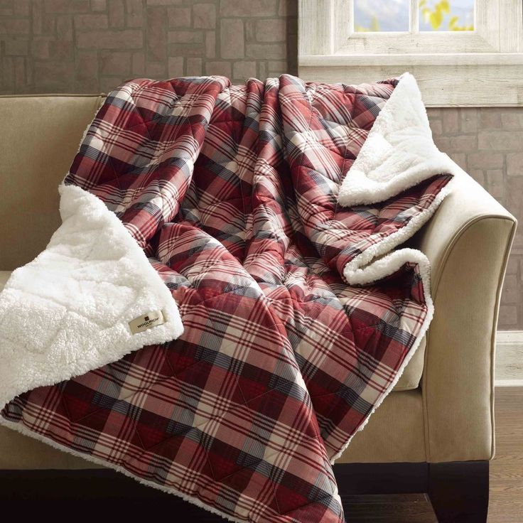 37 best Wrapped in Woolrich images on Pinterest | Fleece blanket ... : woolrich quilted blanket - Adamdwight.com