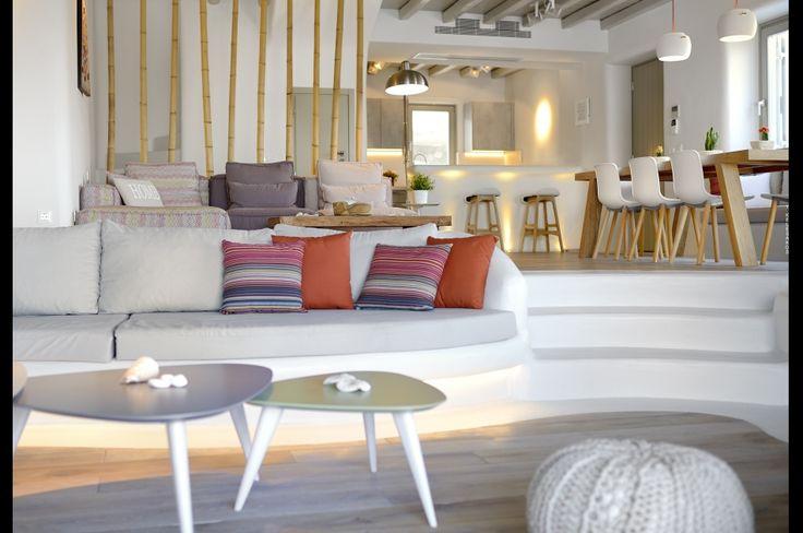 Dining table, custom made, solid wood, oak, natural materials, interior Design
