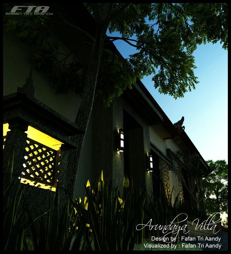 Arundaya's Villa, Canggu-Bali Propossal Project