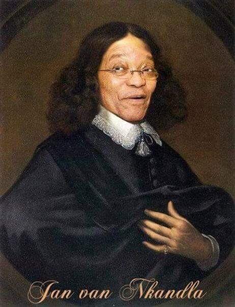Jan van Nkandla
