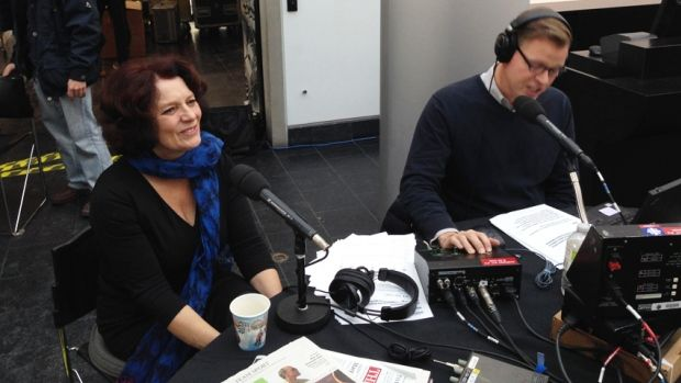 Margaret Trudeau says community support helped her live with bipolar disorder