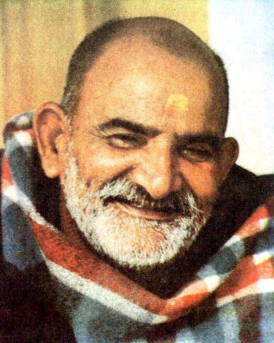"""Lose yourself in love.""  ~ neem karoli baba"
