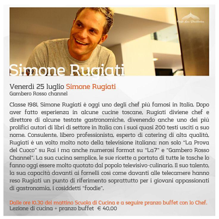 Simone Rugiati in Cafè Les Paillotes