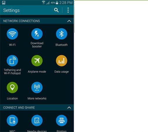 How To Use Location settings - Samsung Galaxy S5.  ‪#‎samsung‬ ‪#‎samsunggalaxys5‬ ‪#‎galaxys5‬