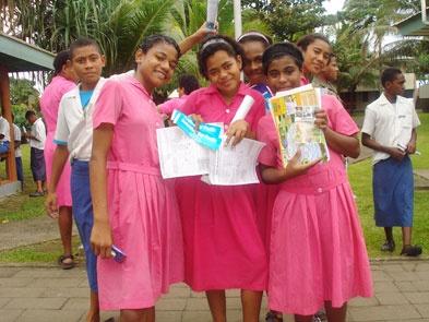 Draiba School, Fiji