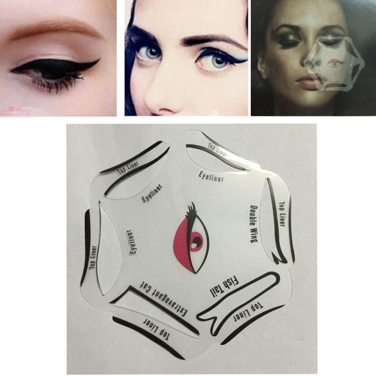 Multifunction Stencils Eyeliner 6 in 1 Stencil For Eye Liner Template Card Eyeliner Template Drawing Makeup Stencil Tool #>=#>=#>=#>=#> Click on the pin to check out discount price, color, size, shipping, etc. Save and like it!