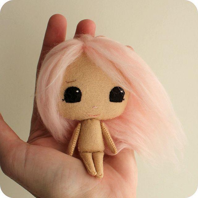 last little mini moppet by Gingermelon, via Flickr