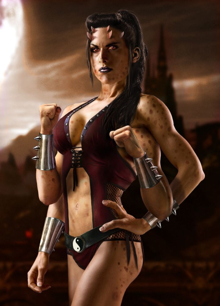 Mortal kombat film nude
