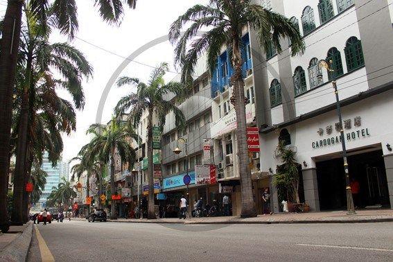 Kuala Lumpur - Malaisie | Christie Cartes $2 - Photo de Thibaud Laroche - christiecartes.com