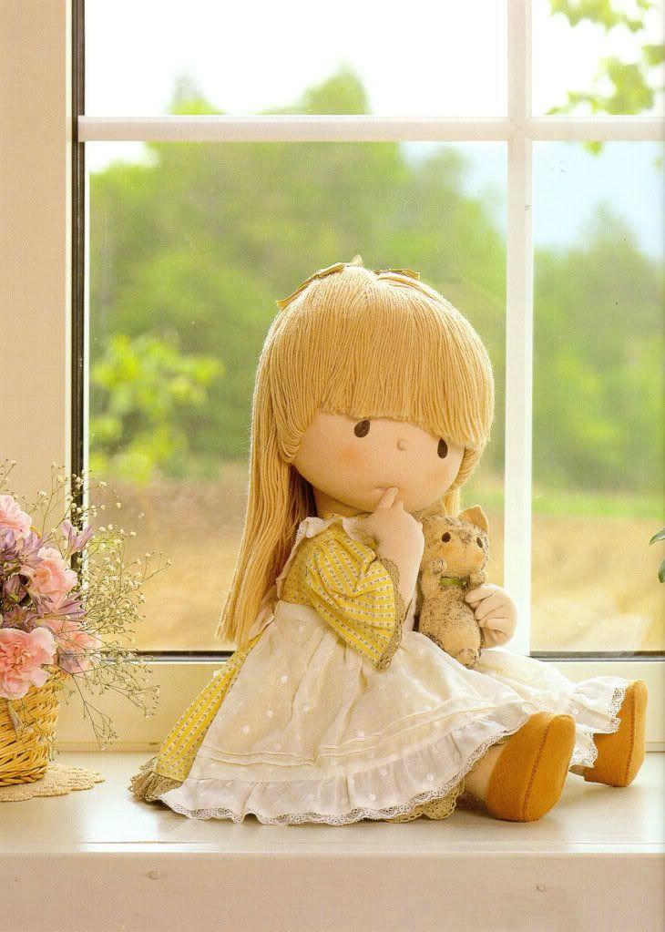 ~ Traumaville ~: Muñecas de trapo