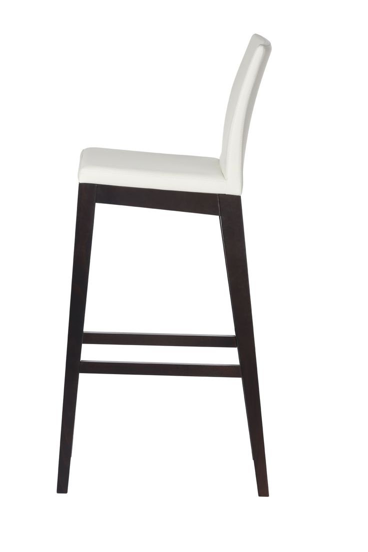 Modern bar stool - suitable for use at bars and high tables. #KloseFurniture #RestaurantFurniture #barstool