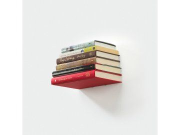 Police na knihy CONCEAL malá Umbra