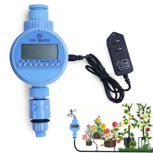 El ahorro de agua de riego automático de herramientas de jardinería controlador ac tiempo