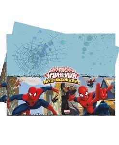 Doğum günü parti süslemeleri için Spiderman Temalı Masa Örtüsü ürünümüzü online olarak uygun fiyatlar ile satın alabilirsiniz