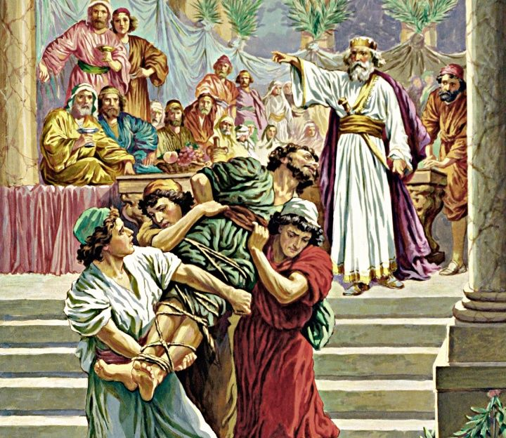 In Jesus Parable The Man Who Refused To Wear A Wedding Garment Was Bound Taken Away And Cast Into Outer Da In 2020 Parables Bridal Shower Invitation Wording Wedding