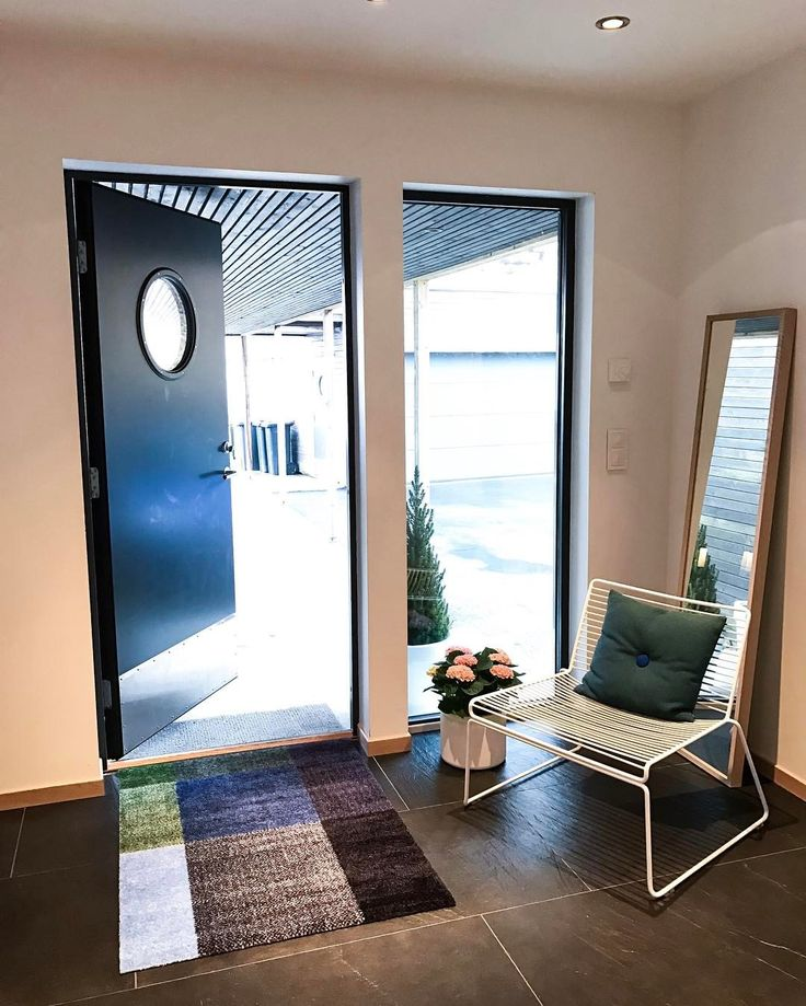 "3,530 likerklikk, 55 kommentarer – Hanne Rom Havaas (@hanneromhavaas) på Instagram: ""Entrance 💁🏼 Good morning☕️ In love with my new doormat from @heymat.no #gofollow 🙌 Wow så flott…"""
