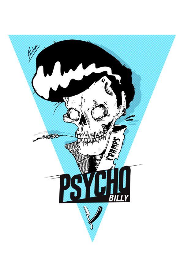 Psychobilly Style!!!
