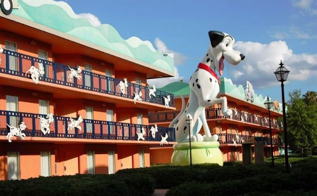 Disney's All-Star Movies Resort | Hotel Disney's All-Star Movies Resort em Orlando