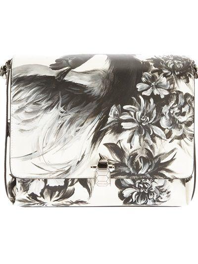 ROBERTO CAVALLI Floral Shoulder Bag