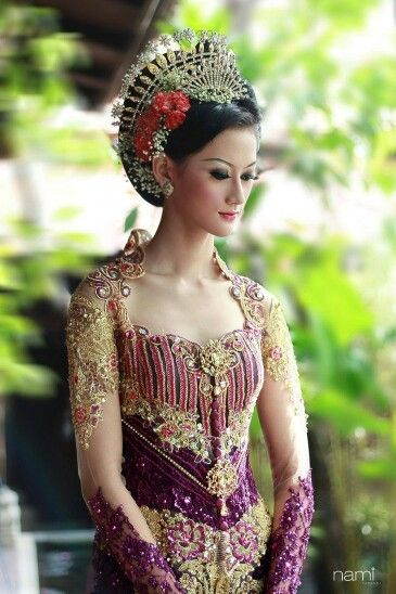 Kebaya Indonesia, traditional clothes