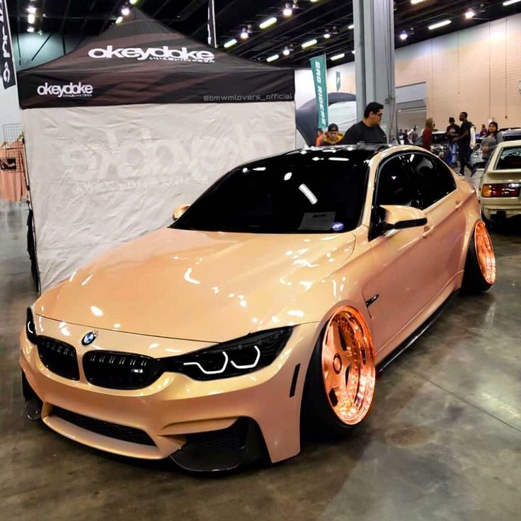 Click on the picture for more !! Bagged M3😱Rate This 0-10⬇️ By: @bmwmlove…