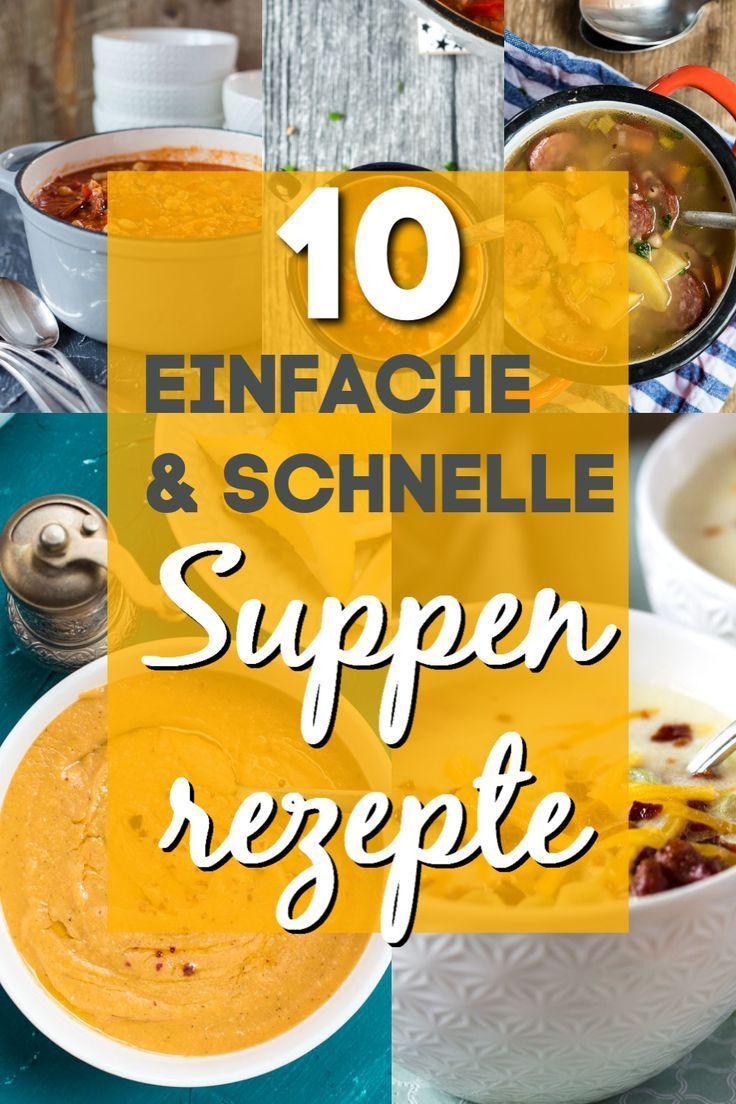 24dc78da8b7c2c42fab99bcdb968e6a1 - Schnelle Suppen Rezepte