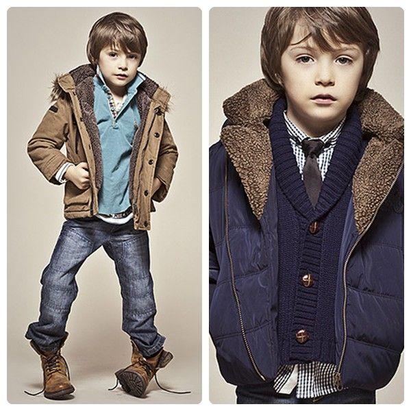 Moda para niños: IKKS