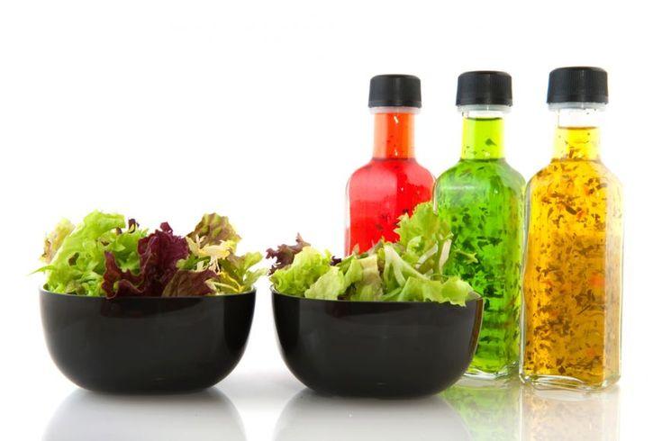 Dressing-uri potrivite pentru salatele de vara
