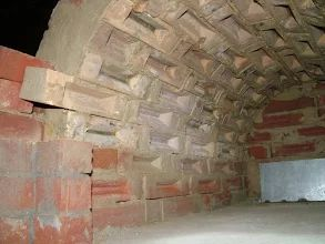 Fotó: A boltív hőfelvevő és hőleadó felülete ezáltal megduplázódik a sík felülethez képest.