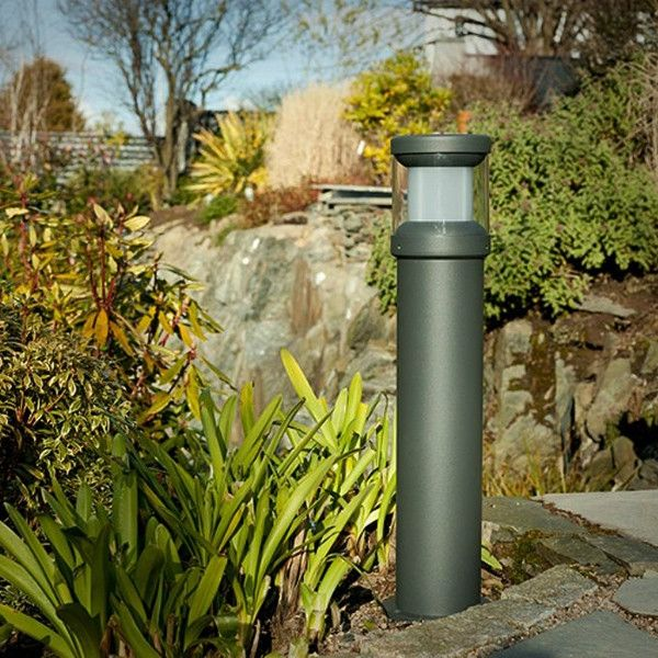 Classical neat bollard in a beautiful wood effect, also available in the classic metal-grey and graphite colours.The wood finish gives it a country feel which helps it blends very comfortably into any garden, patio, and courtyard. http://www.williedugganlighting.com/shop/polos-403-exterior-bollard?path=18_68