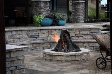 15 best Waterfront Backyard images on Pinterest on Lakefront Patio Ideas id=78359