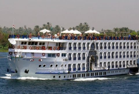 EMO TOURS EGYPT Budget Egypt Nile cruise trip from Aswan to Luxor for 4 Days 3 Nights