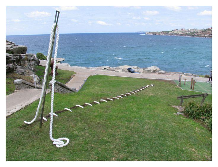 Mimi Dennett LandSew Bondi Sculpture by the Sea