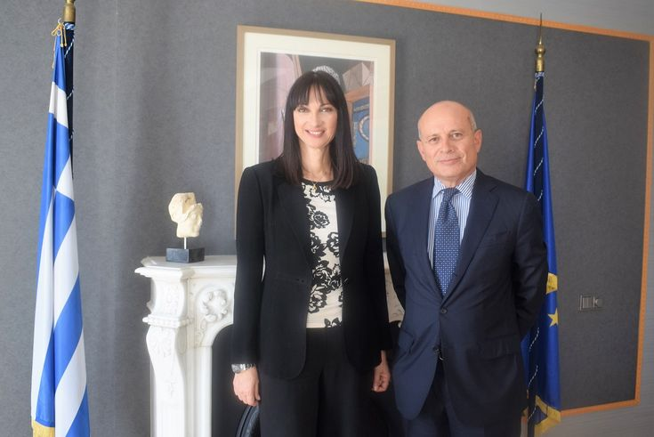 Greece, Italy Discuss Tourism Cooperation