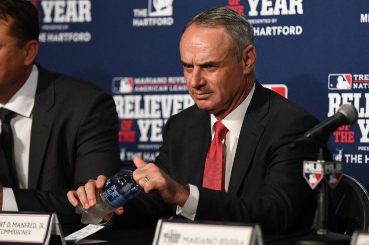 Rob Manfred slaps Cardinals with punishment for Astros hacking scandal = On Monday afternoon, Major League Baseball Commissioner Rob Manfred issued the following statement regarding the now infamous hacking scandal involving the Houston Astros and St. Louis Cardinals. In doing so, Manfred has…..