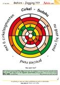 Denksport - Werkbladen | Rekenen  Cirkel Sudoku