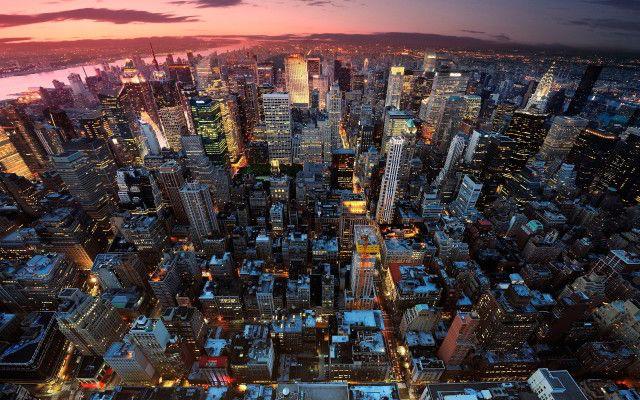 New York City Wallpaper HD Widescreen