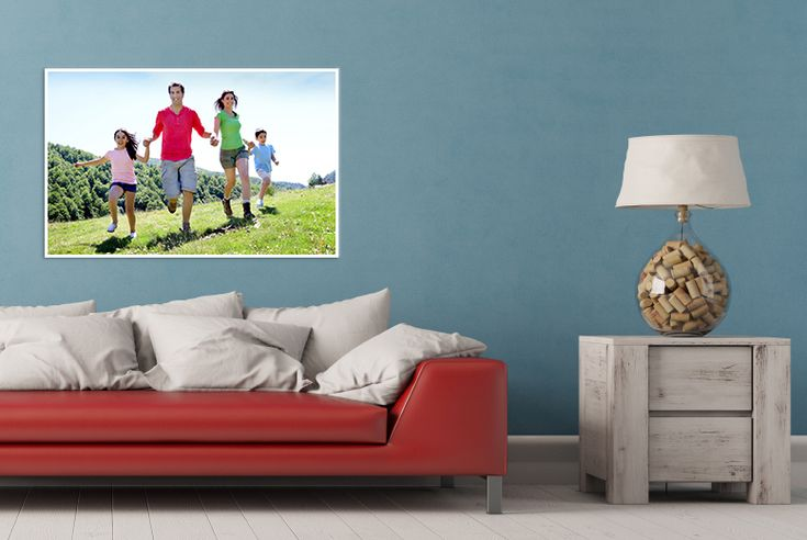 £12 instead of £54.99 (from Your Perfect Canvas) for a personalised A1 canvas - spruce up your home and save 78%