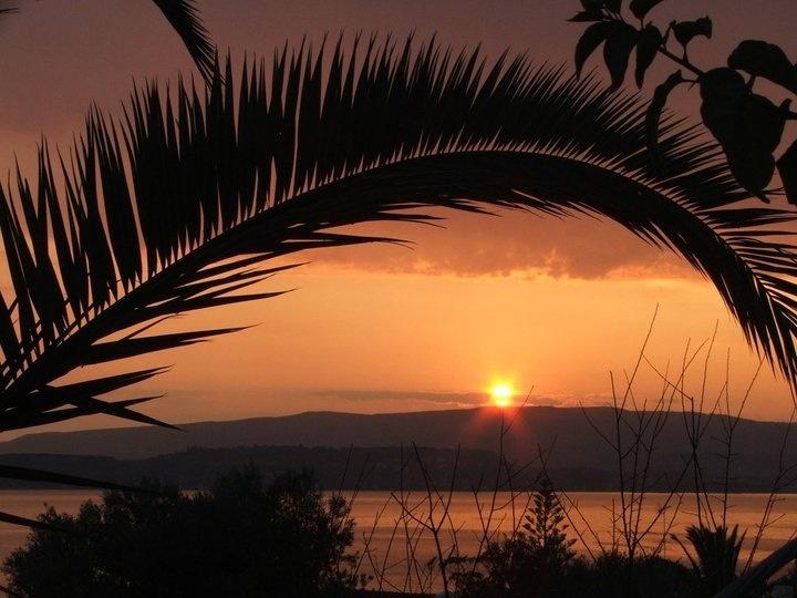 Lassi sunset, kefalonia, Greece