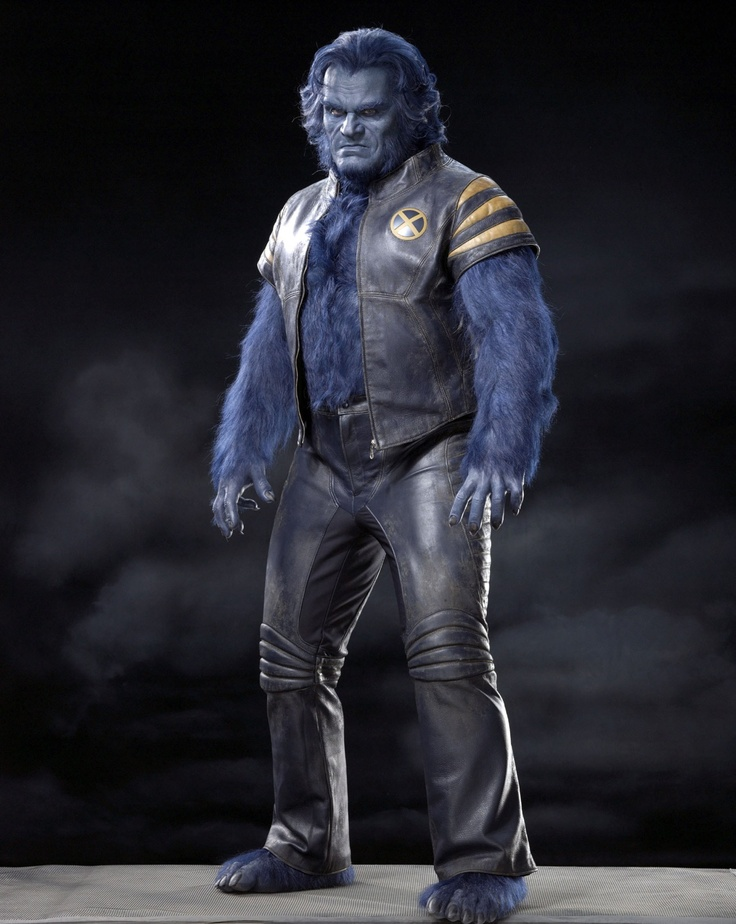 X Men Days Of Future Past Kelsey Grammer 12 best Beast #1 ~ Kel...