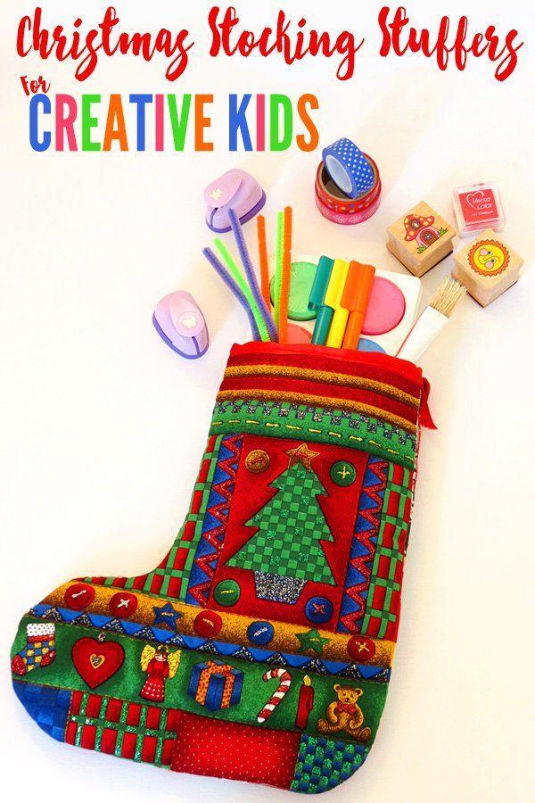 1000 Ideas About Christmas Stocking Stuffers On Pinterest