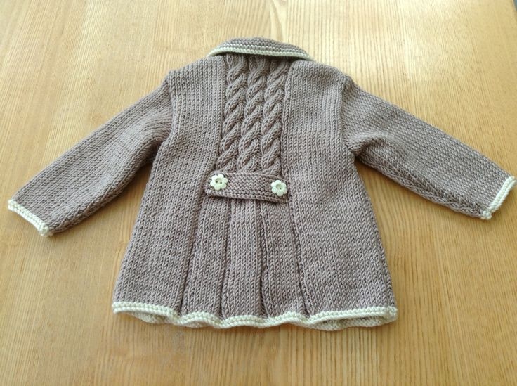 Vintage jacket for Isla (back) 2