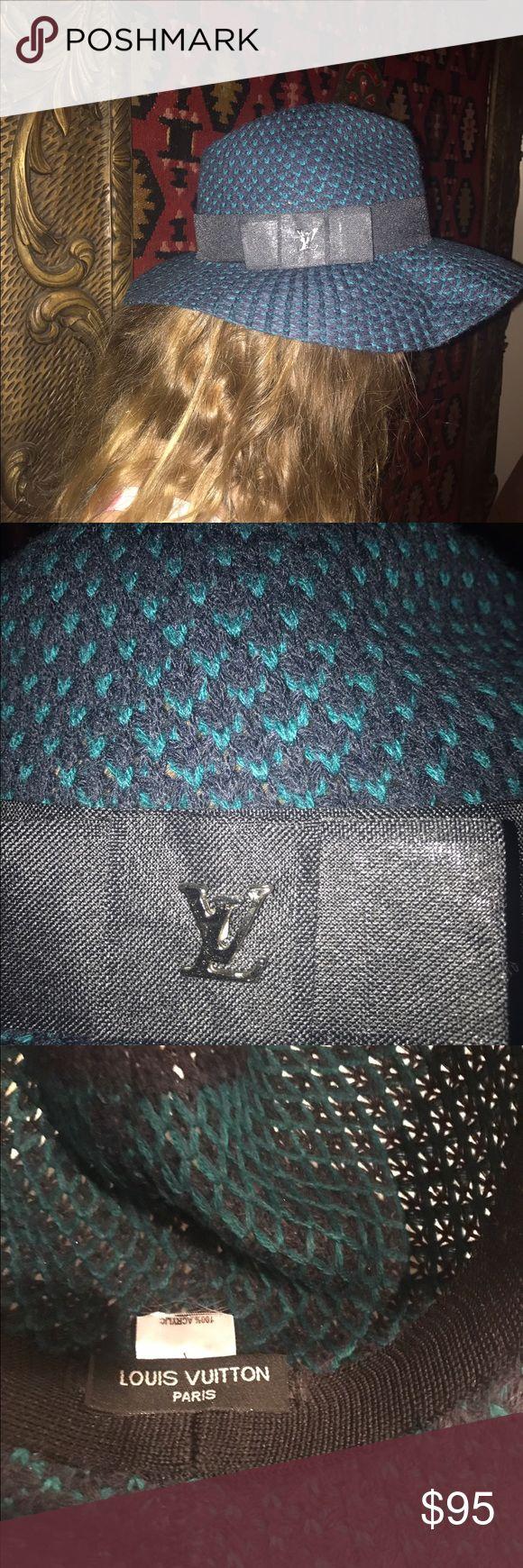 Lv hat Lv hat size 57 Louis Vuitton Accessories Hats