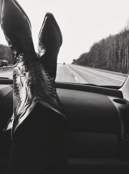 Stetson on the Road: Nashville | Boots We Love | Pinterest