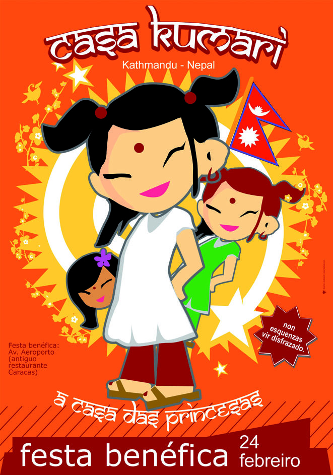 Cartel Fiesta Kumari