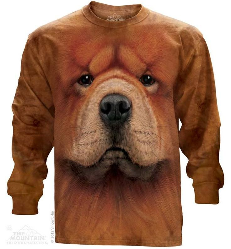 Chow Chow Long Sleeve T-Shirt - 30% DISCOUNT ON ALL ITEMS - USE CODE: CYBER  #Cybermonday #cyber #discount