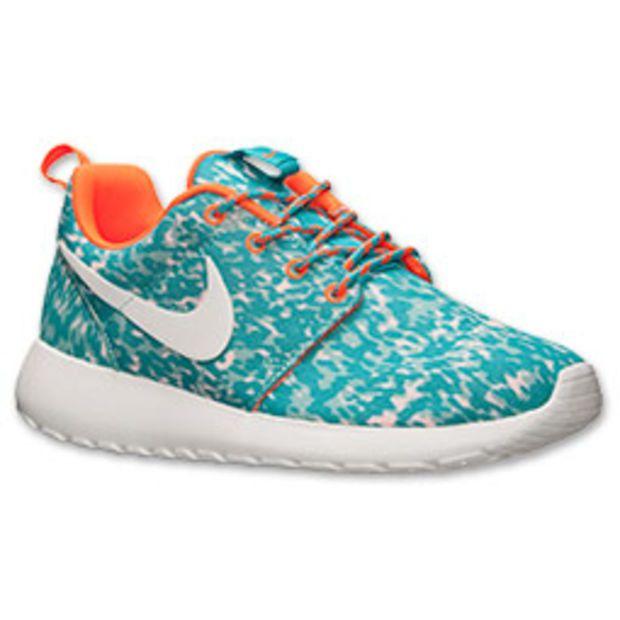 Women's Nike Roshe Run Print Casual Shoes