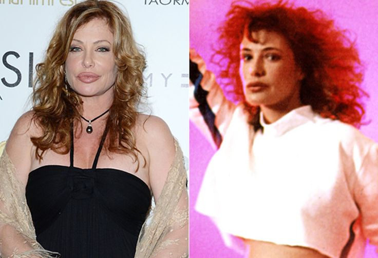 80s Babes Then and Now