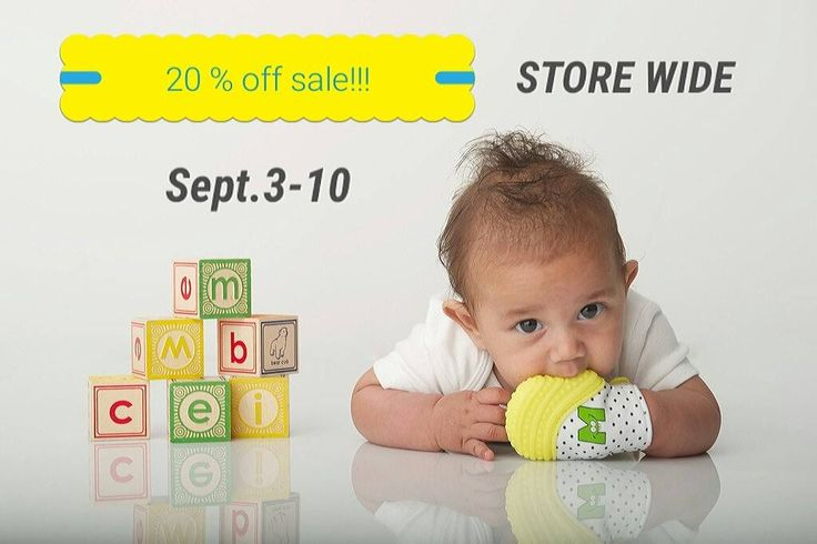 A great sale on now for baby and toddler items. Unique products. Worth a look…